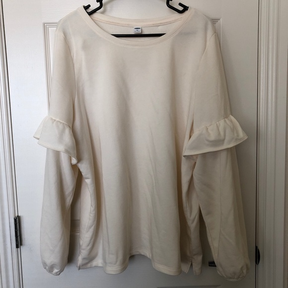 Old Navy Sweaters - White sweater